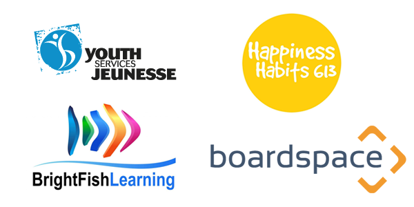 July participant logos