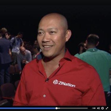 David Ker - CEO & President of ZINation